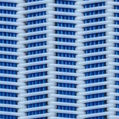 蓝色螺旋网
